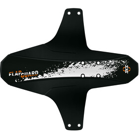 SKS Flap Guard Skærm, black/white